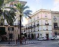 Alameda Cristina Jerez de la Frontera Puerta de Sevilla 2.JPG