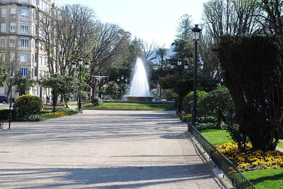 Alameda de Compostela, Vigo