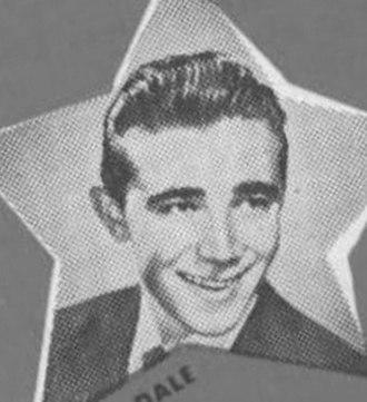 Alan Dale (singer) - Image: Alan Dale Billboard