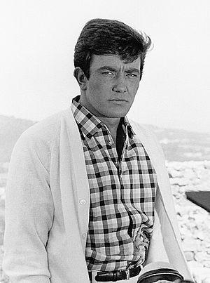 Albert Finney - Albert Finney in 1966