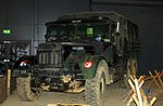 Albion CX22 Heavy Artillery Tractor, Imperial War Museum, Duxford, May 19th 2018. (42465588205).jpg