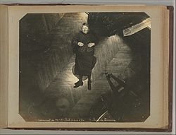 Album of Paris Crime Scenes - Attributed to Alphonse Bertillon. DP263789.jpg