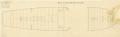 Alcmene (1779), ex French Alcmene (1774) RMG J6312.png