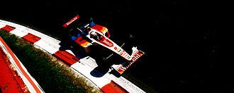 Alex Zanardi - Zanardi at a pre-Grand Prix test at Monza in 1999