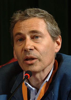 Alexander Stille - Alexander Stille at the Festival of Economics 2010 in Trento, Italy