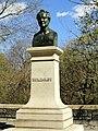 Alexander Von Humboldt Monument by Gustav Blaeser - Central Park, NYC - DSC06360.JPG