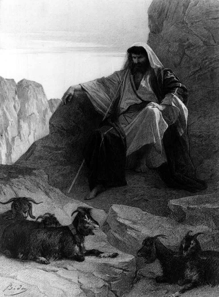 Alexandre Bida - Moses - Walters 37909