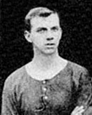 Alf Gilson - Gilson while with Bristol City in 1904.