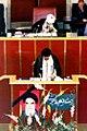 Ali Khamenei reading Will of Ruhollah Khomeini in Majlis.jpg