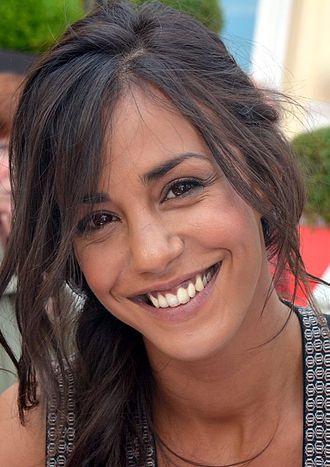 Alice Belaïdi - Belaïdi at the 2014 Cabourg Film Festival