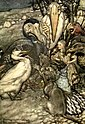 Alice in Wonderland by Arthur Rackham - 03 - But who has won?.jpg