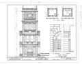Aliiolani Hale, 463 King Street, Honolulu, Honolulu County, HI HABS HI,2-HONLU,3- (sheet 6 of 12).png