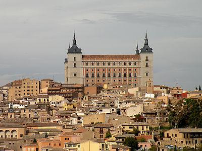 Alkazar. Toledo