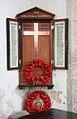All Saints, Nassington - War Memorial (geograph 2466495).jpg