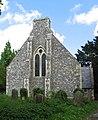 All Saints, Waldershare, Kent - geograph.org.uk - 326015.jpg