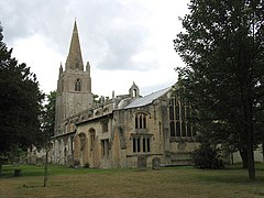 All Saints, Walsoken, Norfolk - geograph.org.uk - 321038.jpg