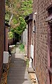 Alley between cottages near Stockton - geograph.org.uk - 1304307.jpg