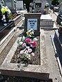Alszegi cemetery, Unknown soldier †1944, 2019 Kunszentmiklós.jpg