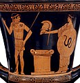 Altamura Painter - Red-Figure Calyx Krater - Walters 48262 - Side A Detail white-balanced white-bg.jpg
