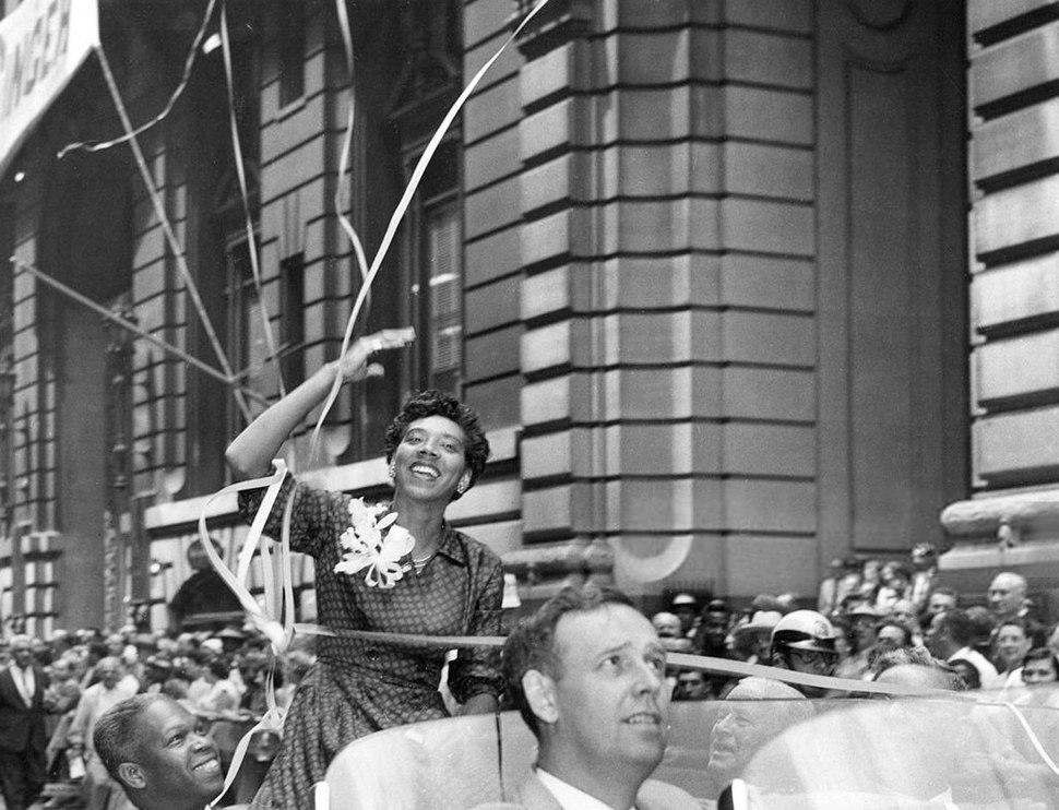 Althea-Gibson-Parade-1957