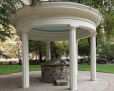 Alum Rock Park Fountain
