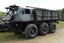 Amphibious vehicle - Wikipedia