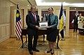 Ambassador Kamala Lakhdhir meet Minister of Home Affairs Tan Sri Muhyiddin Yassin (27880906387).jpg