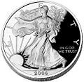 American Silver Eagle, obverse, 2004.jpg