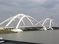 Amsterdam Heerma Bridge