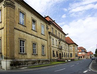 Sulzheim, Bavaria - Image: Amtsvogtei Sulzheim