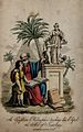 An Egyptian philosopher teaching his pupil the art of iconol Wellcome V0049054.jpg