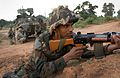 An Indian soldier during a joint exercise with U.S. Soldiers at Camp Bundela in 2009.jpg