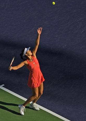2008 WTA Tour Championships - Ana Ivanovic won the French Open.