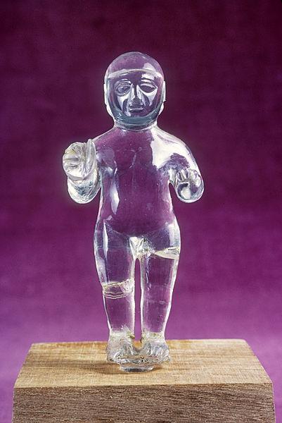 http://en.wikipedia.org/wiki/File:Anatolian_-_Figurine_of_a_Child_-_Walters_42360.jpg