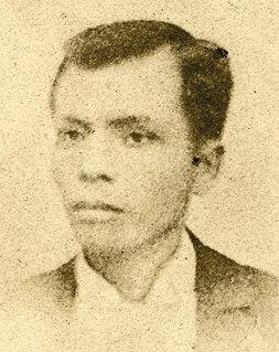 Andrés Bonifacio Filipino revolutionary leader