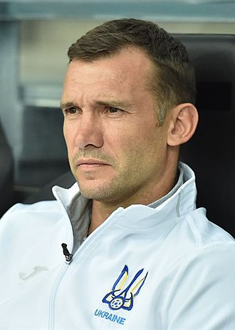 Andriy Shevchenko - Shevchenko in 2017