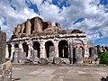 Anfiteatro Santa Maria Capua Vetere, Esterno.jpg