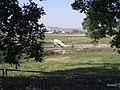 Anfiteatro di Suasa - Vomitorium laterale 5.JPG