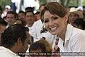 Angelica Rivera de Peña en Visita al Estado de Veracruz. (7381587896).jpg