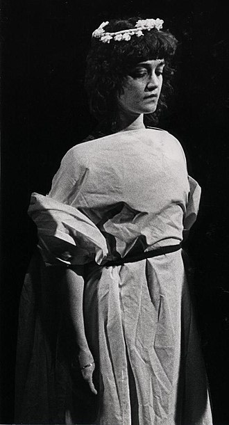 'Tis Pity She's a Whore - Angelique Rockas as Annabella