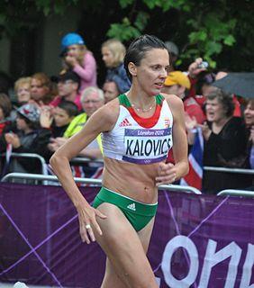 Anikó Kálovics Hungarian long-distance runner