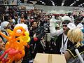 Anime Expo 2011 - impromptu sing-along (5917376219).jpg