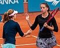 Anna Kalinskaya & Viktória Kužmová (48504077026).jpg