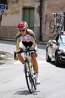 Anna Potokina Russian cyclist