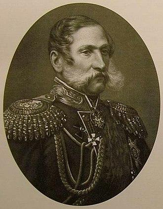Nicholas Annenkov - Nikolas Annenkov