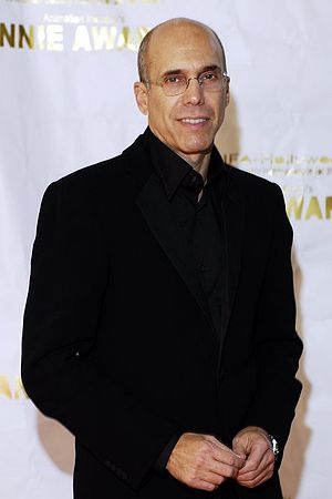 Jeffrey Katzenberg - Katzenberg at the 34th Annie Awards