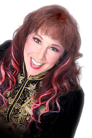 Annie Sprinkle - Annie Sprinkle in 2005.