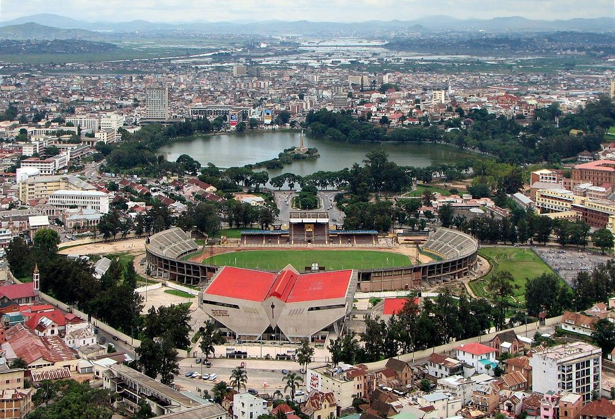Antananarivo — Wikipédia