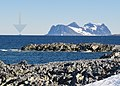 Antarctica (1), Guébriant Islands seen from Rothera Point.JPG