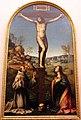 Antonio del ceraiolo, crocifissione coi ss. francesco e m.maddalena, da s.jacopo tra i fossi 01.JPG
